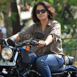 Sangeetha first Harley girl from Kerala (India)- Harley davidson india